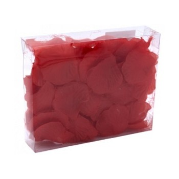 Petali di Rosa color Rosso - 100 Pz.