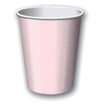 Rosa - Bicchiere Carta 266 ml. - 8 pz.