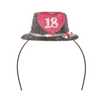 Tiara Buon Compleanno 18°