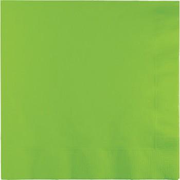 Verde Lime - Tovagliolo 2 veli 33x33 cm. - 20 Pz.