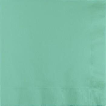 Verde Menta - Tovagliolo 2 veli 33x33 cm. - 20 Pz.