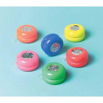 Yo-yo Plastica 12 pz.