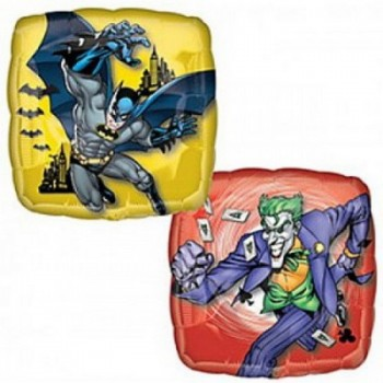 Palloncino Mylar 45 cm. Batman & Joker Mylar