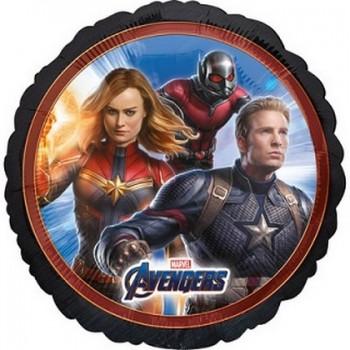 Palloncino Mylar 45 cm. Happy Avengers