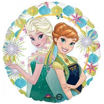 Palloncino Mylar 45 cm. Frozen - Disney Frozen Fever