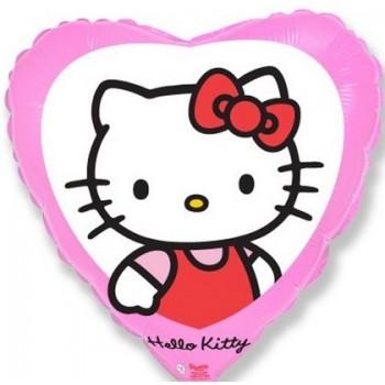 Palloncino Mylar 45 cm. Hello Kitty
