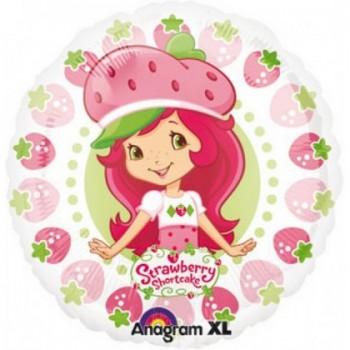 Palloncino Mylar 45 cm. Strawberry Shortcake Berry