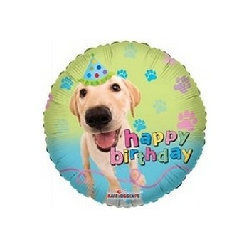 Palloncino Mylar Mini Shape 22 cm. HB Dog Party