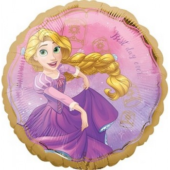 Palloncino Mylar 45 cm. Rapunzel Once Upon A Time