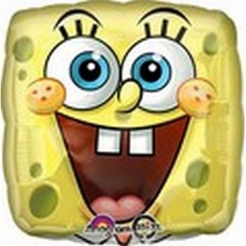 Palloncino Mylar 45 cm. Spongebob Square Face Foil