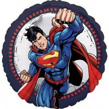 Palloncino Mylar 45 cm. Superman