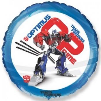 Palloncino Mylar 45 cm. Transformers Optimus Prime