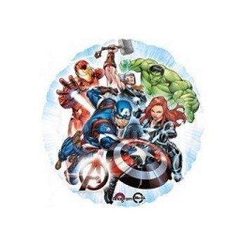 Palloncino Mylar Mini Shape Avengers - 22 cm.