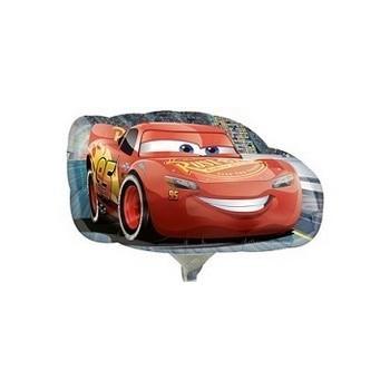 Palloncino Mylar Mini Shape Cars Saetta McQueen - 35 cm.