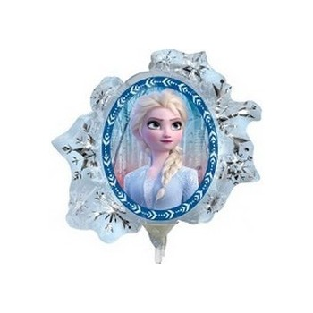 Palloncino Mylar Mini Shape Frozen 2 - 23 cm.
