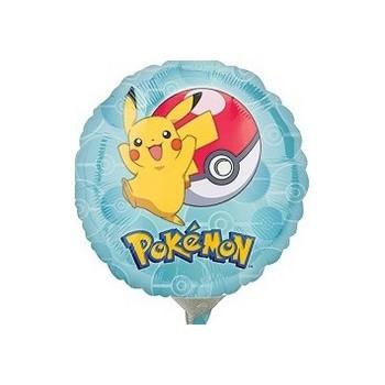 Palloncino Mylar Mini Shape Pokémon - 22 cm.