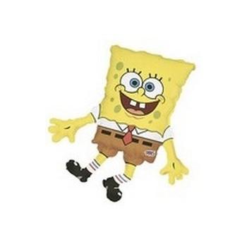 Palloncino Mylar Mini Shape SpongeBob Square Pants - 35 cm.