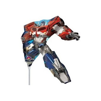 Palloncino Mylar Mini Shape Transformers - 35 cm.