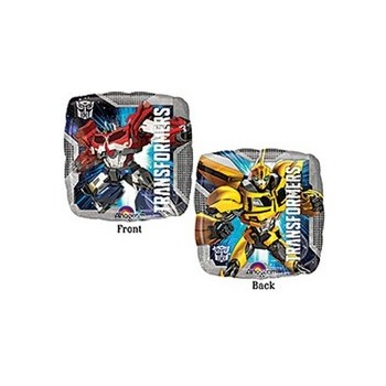 Palloncino Mylar Mini Shape Transformers Animated - 22 cm.