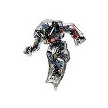 Palloncino Mylar Mini Shape Transformers Optimus Prime - 35 cm.