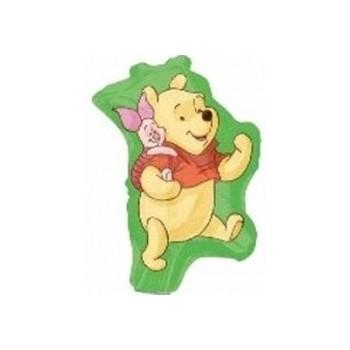 Palloncino Mylar Mini Shape Winnie The Pooh Hug - 35 cm.
