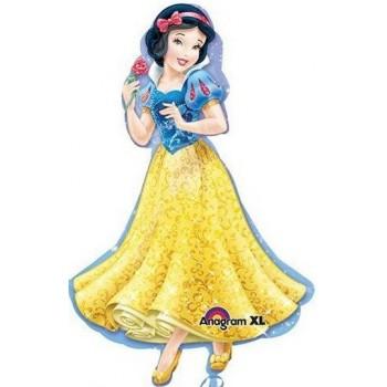 Palloncino Mylar Super Shape 93 cm. Princess Snow White