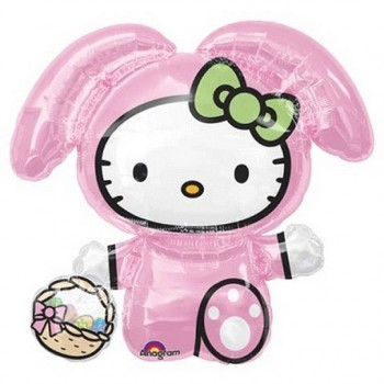 Palloncino Mylar Super Shape 69 cm. Hello Kitty