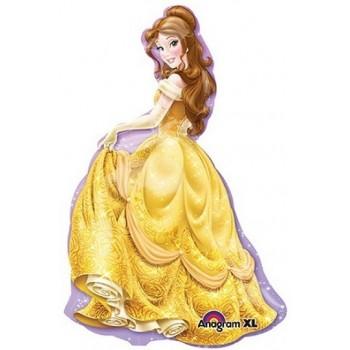 Palloncino Mylar Super Shape 99 cm. Principessa Bell