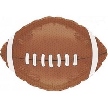 Palloncino Mylar 45 cm. Football Shape