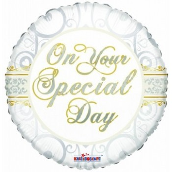 Palloncino Mylar 45 cm. On Your Special Day