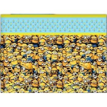 Minions - Tovaglia Plastica 120x180 cm.