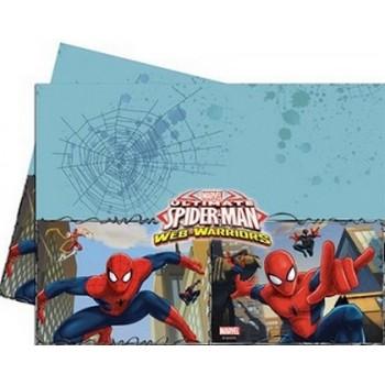 Spider-Man - Tovaglia Plastica 120x180 cm.