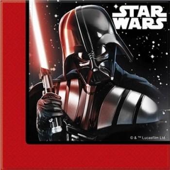 Star Wars - Tovagliolo 33x33 cm. - 20 pz.