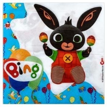 Bing - Tovagliolo 33x33 cm. - 20 pz.