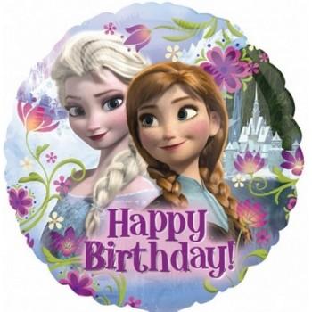 Palloncino Mylar 45 cm. Frozen - Disney Frozen Birthday