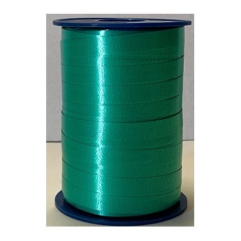 Nastro per palloncini 5 mm. x 500 mt. color Verde Scuro 607