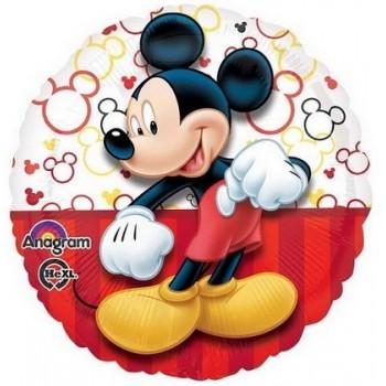 Palloncino Mylar 45 cm. Mickey Portrait