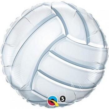 Palloncino Mylar 45 cm. Volleyball
