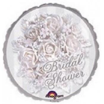 Palloncino Mylar 45 cm. Fizzy Moon Wedding Wishes