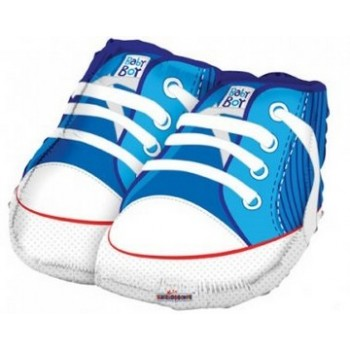 Palloncino Mylar 53 cm. Boy - Baby Boy Shoes