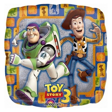 Palloncino Mylar 45 cm. Toy Story 3 Party
