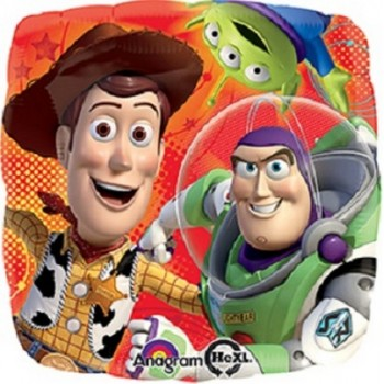Palloncino Mylar 45 cm. Toy Story Gang
