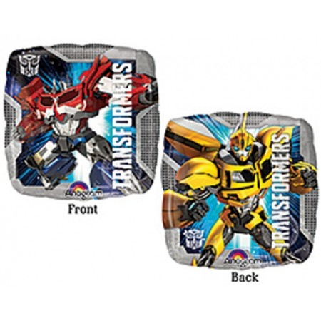 Palloncino Mylar 45 cm. Transformers Animated