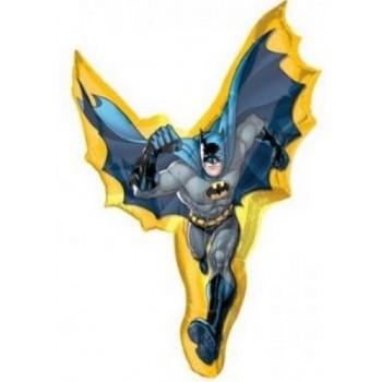 Palloncino Mylar Super Shape 99 cm. Batman Action Super Hero