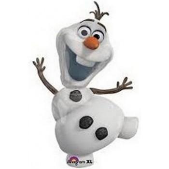 Palloncino Mylar Super Shape 104 cm. Disney Frozen Olaf