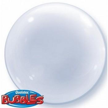 Palloncino Bubble 61 cm. Trasparente