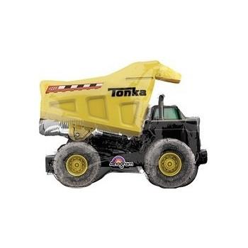 Palloncino Mylar Mini Shape 30 cm. Tonka Dump Truck