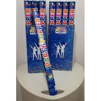 Sparacoriandoli Multicolor 57 cm. Party mix confetti - 5/8 mt di altezza