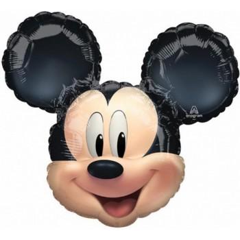 Palloncino Mylar Super Shape 56 cm. Mickey