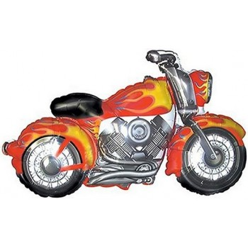 Palloncino Mylar Super Shape 119 cm. Motorcycle